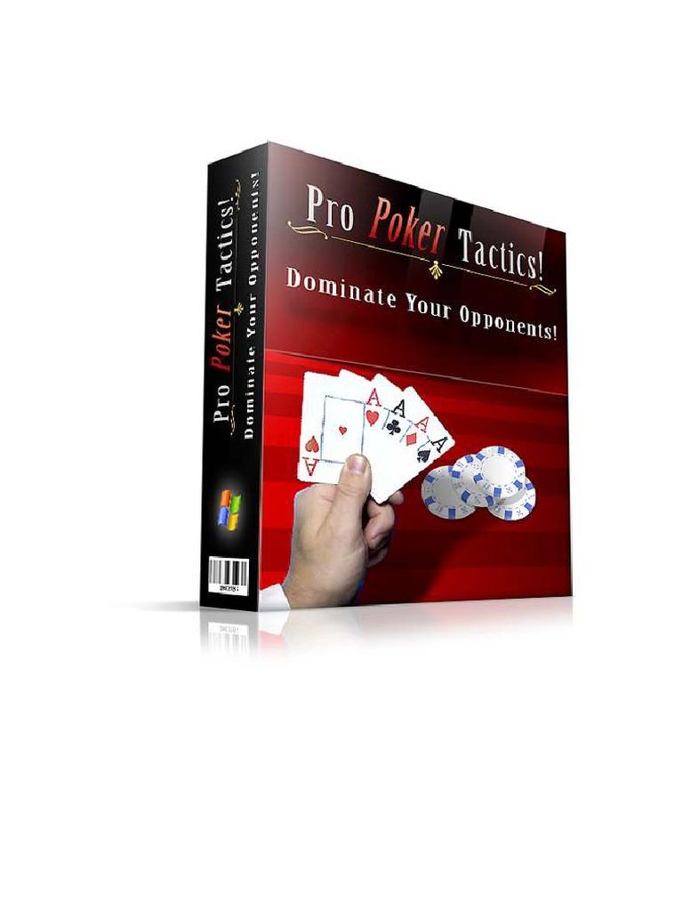 reading body language in poker essay