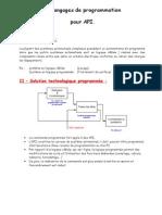 3 - Langages de Programmation