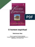 O Homem Espiritual-Watchman Nee