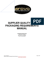WI 7 4 3 1 Supplier Quality and Packaging Requirements Manual Rev H