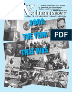 The Volunteer, December 2009