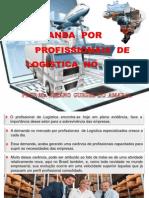 14 Slideshare a Demanda Por Profissionais de Logística No Brasil