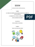 Trabajo Final Formacion Cientifica Basica . Jose Luis Lucero Perez