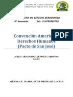 Pacto de San Jose 23