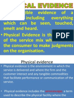1 Physcical Evidence SERVICESCPE