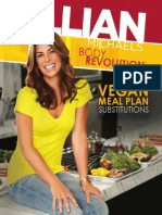Jillian Michaels Vegan Meal Plan