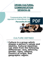 Cross Cultural Communication-ppt