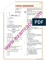 Electrical Engineering Objective Questions Part 1
