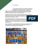 Historia Voleibol en Guatemala
