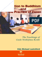 Zen Intro to Buddhism & Practice of Zazen
