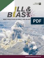 drill blast