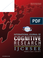 IJCRSEE Volume 2 Issue 1