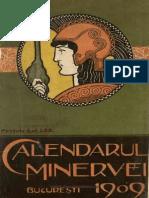 Calendarul Minerveiu Pe Anul 1909, Mica Enciclopedie Populara a Vietii Practice, 11, 1909