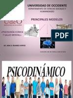 Princ Modelos en Psic Clinica