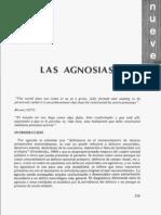 Las Agnosias