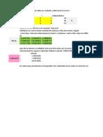 Solucion Ecuaciones Excel