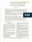 Tratamiento Artroscopico Del Menisco Externo Discoideo