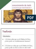 El Autoconocimiento de Jesús
