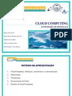19624 Cloud Computing
