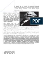 Karl Marx Teoria e Práxis Completo