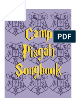Camp Pisgah Songbook Minus Chords