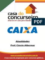 Apostila CEF Atualidades Cássio (2014)
