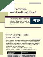 Curs 4. Etica Virtutii