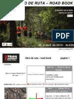 Road Book v 1.0_castellano_2014