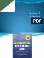 Sesion 2 - El Oceano Azul