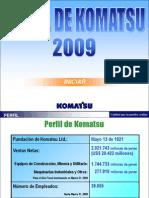 Perfil de Komatsu (S) 2009_67838