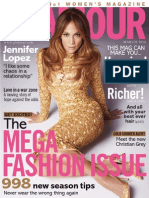 Glamour March 2014