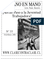 De Mano en Mano Nº35 (10 de Febrero de 2006)