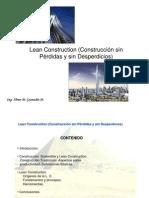 Presentación L. Construction, Nov.4 2008. Semana Tecnológica.
