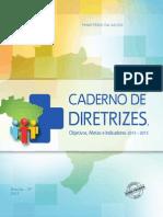 Caderno Ministerio 2013 e 2015