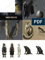 Dark Souls 2 Artbook