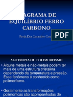 Aula2-Diagrama Ferro Carbono