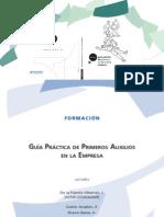 Manual Guia Practica de Primeros Auxilios en La Empresa