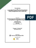 CPD PressBriefing-PostFlood_Agri_Oct07