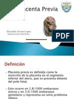 1 Placenta Previa