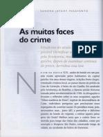RH 5 - As Muitas Faces Do Crime - Sandra Pesavento