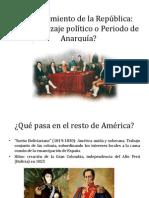 PPT Ordenamiento de La República