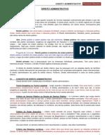 DIREITO ADMINISTRATIVO - Completo2