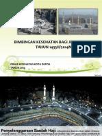Kesehatan Jamaah Haji
