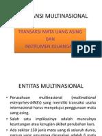AKUNTANSI MULTINASIONAL