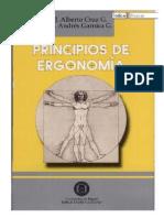 Principios de Ergonomia