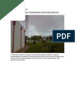 Fotos Sobre Fenómenos Meteorológicos