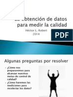 La obtención de datos para medir la calidad.pptx