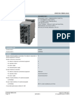 6GK5106-1BB00-2AA3 (6 Puertos Cable + 1 Puerto de Fibra)