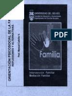 Orientación Psicosocial de La Familia - Manuel Calviño