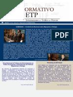 Informativo Enfrentamento ao Tráfico de Pessoas Nº 23 - Maio de 2014